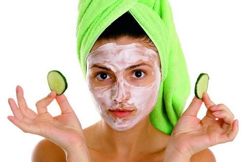 Как делать огуречные маски