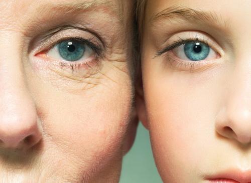 Действенный уход за кожей вокруг глаз в разном возрасте