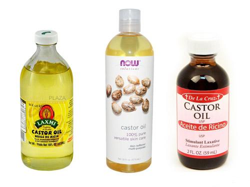 Касторовое масло для лица: применение в домашних условиях
