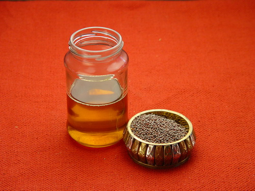 Горчичное масло для лица: правила применения и рецепты