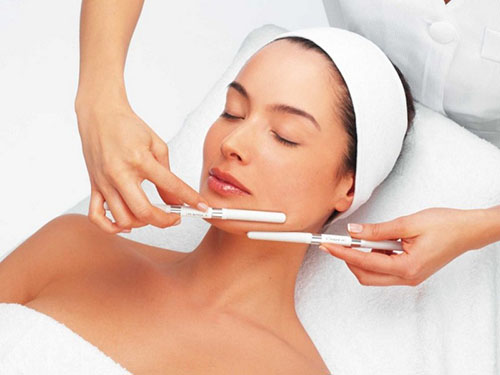 Криотерапия кожи лица