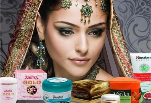 Индийская косметика для лица: плюсы и минусы, средства и бренды