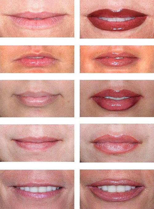 Перманентный макияж губ: подготовка, как делается, уход после, осложнения