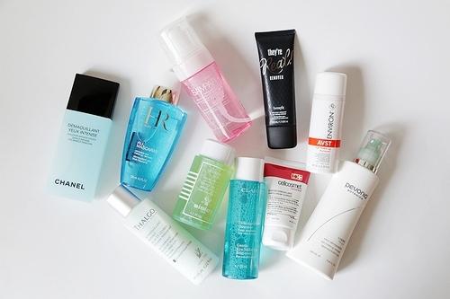 Средства для снятия макияжа: виды, как выбрать лучшее, обзор популярных
