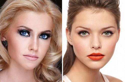 Как увеличить глаза с помощью макияжа: особенности, техники, варианты