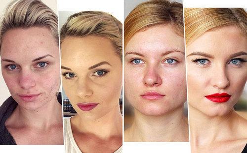 Макияж для проблемной кожи: нюансы, косметика, как правильно наносить