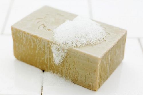 Маска для жирной кожи из хозяйственного мыла