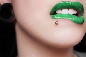 Пирсинг губы: 19 видов проколов, подробное описание процедуры и правила ухода
