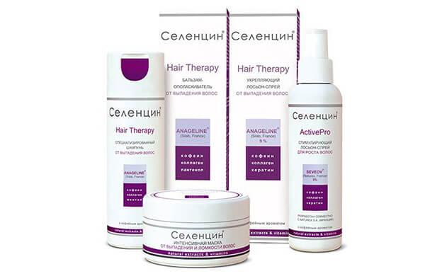 Компливит против выпадения волос — Волосы