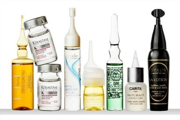 Аптечное средство от выпадения волос