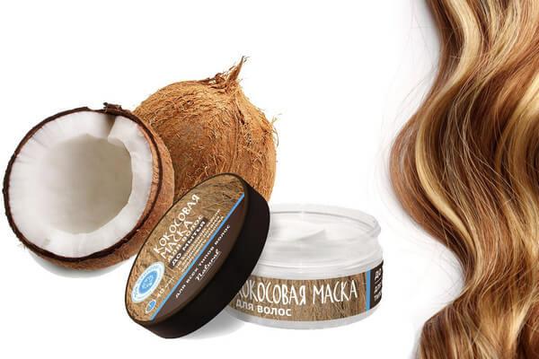 kokosovaya-maska Маска для волос с кокосовым маслом – рецепты, отзывы и фото