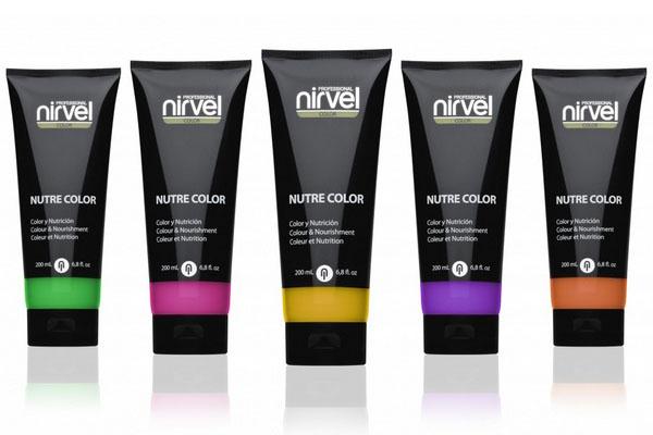 Тонирующая маска Nirvel Nutre Color