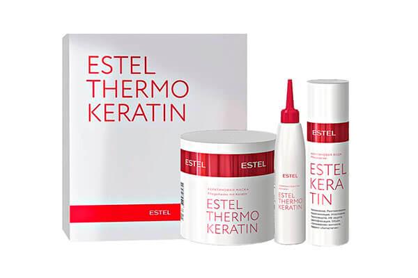 Кератиновая маска для волос Estel ThermoKeratin
