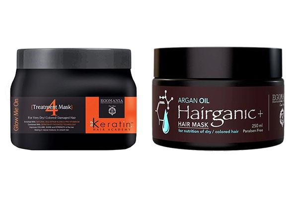 Маски для окрашенных волос фирмы Egomania Professional
