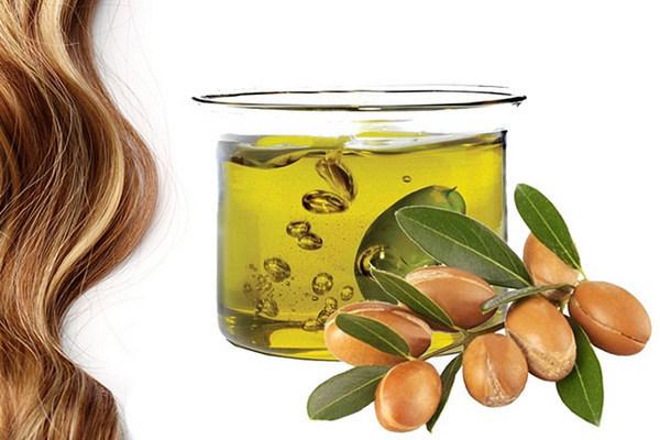 Аргановое масло для волос, маски для волос с аргановым маслом