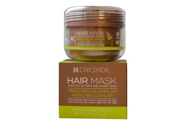 Маска Hair Mask Mascarilla Capilar от Crioxidil