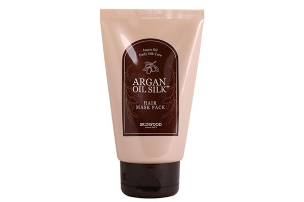 Маска для волос Argan Oil Silk Plus Hair Mask Pack