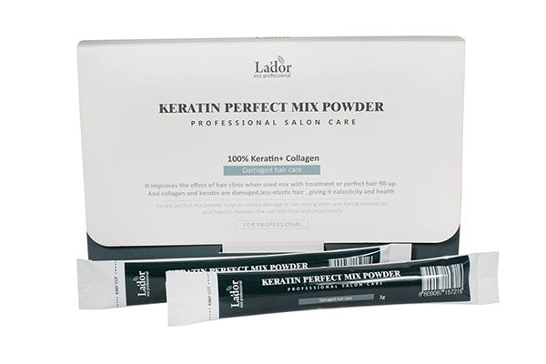 Маска для волос Keratin Perfect Mix Powder