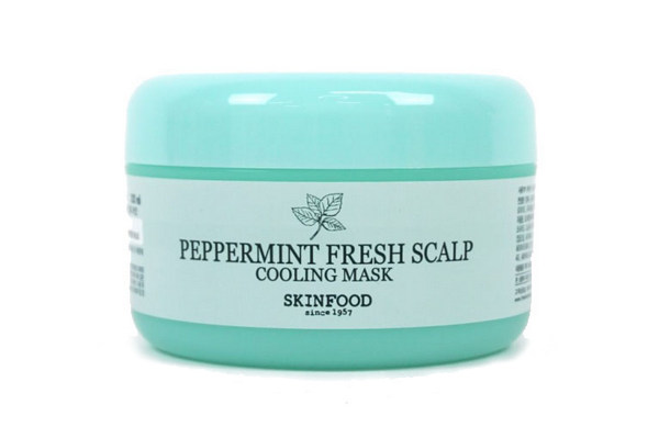 Маска для волос Skinfood Peppermint Fresh Scalp Hair Cooling Mask