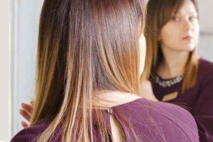 Окрашивание волос омбре — «поцелуй солнца»: особенности техники выполнения