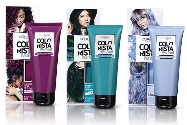 Бальзам для окрашивания волос Colorista Washout от L'Oreal Paris