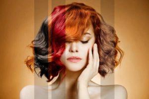 Окрашивание волос 2019: 9 новомодных техник и неиссякаемая палитра всевозможных оттенков