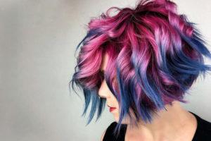 Покраска волос в два цвета: как не заблудиться в многообразии техник и оттенков