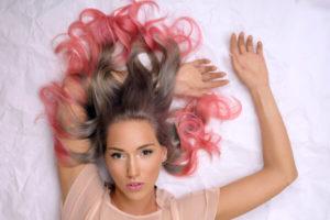 Временное окрашивание волос — когда нежелательный результат можно быстро и без следа исправить
