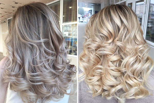 Baby blonde - ледяной блонд