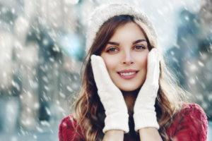 Как ухаживать за кожей лица в зимнее время года