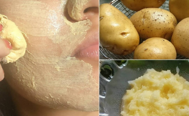 kartofelnaja maska