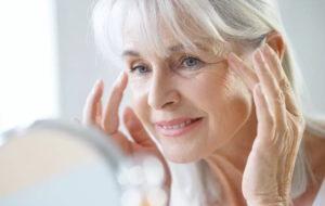 Рецепты масок для лица от морщин после 60 лет в домашних условиях