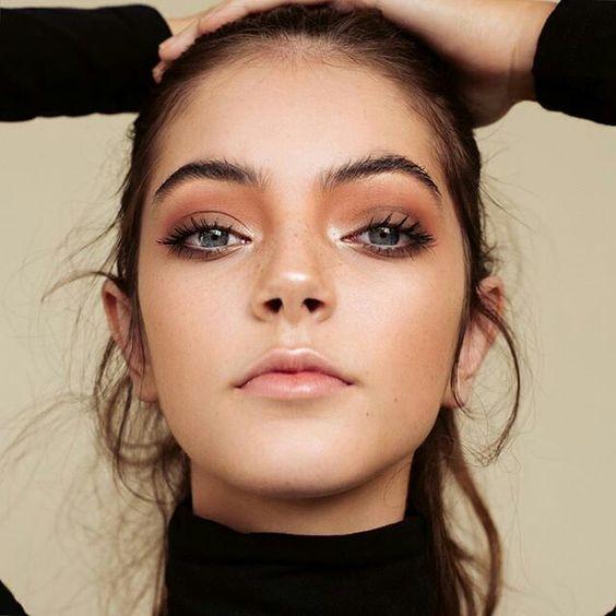 модные тренды в макияже 2021 (