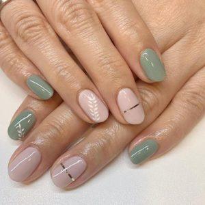 Дизайн ногтей в зависимости от поры года