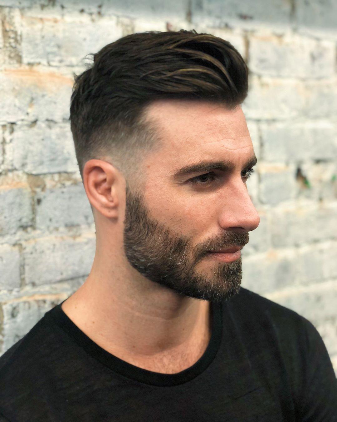 уход за стрижкой и бородой